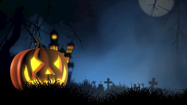 Halloween Verenigd Koninkrijk